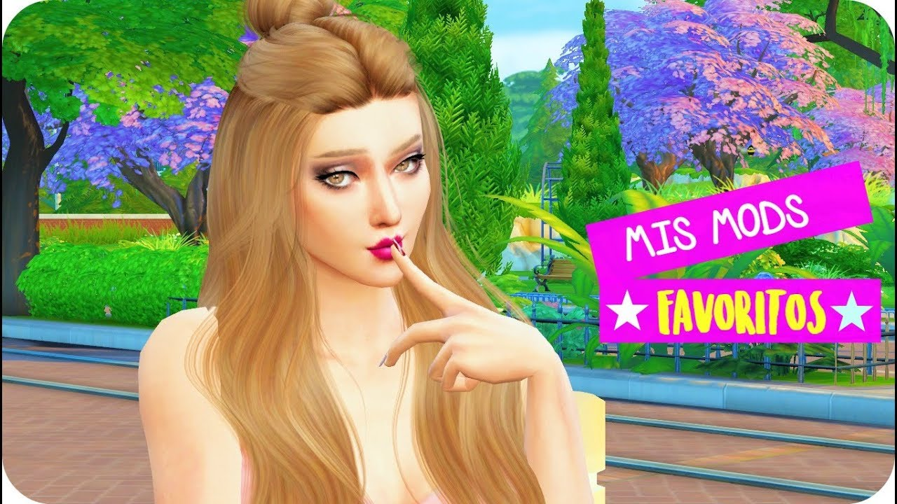 Los sims 4 mis mods favoritos youtube for Mods sims 4 muebles