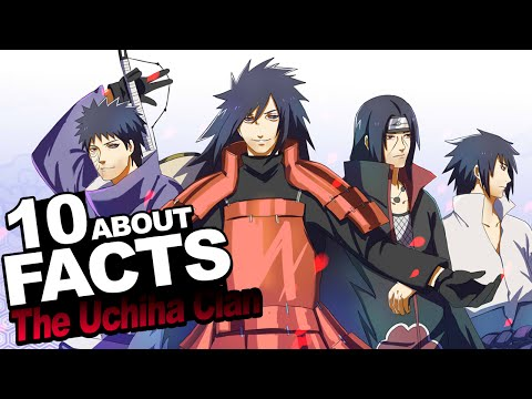 10 Facts About The Uchiha Clan You Should Know!!! w/ ShinoBeenTrill & Stahtz