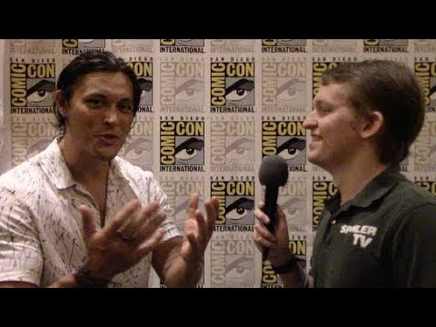 The Gifted  Blair Redford  SpoilerTV SDCC 2017