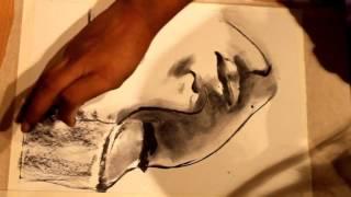 �������� ���� Charcoal Portrait ������