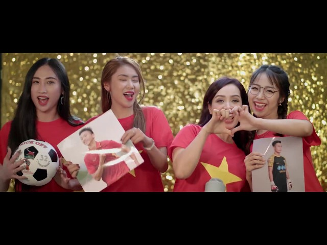 Tôi yêu bóng đá 2018  - U23 Việt Nam - 50 nghệ sỹ