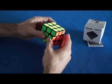 Cubo Mágico YongJun Guanlong (unboxing)
