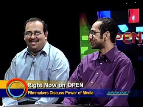 Anthony Saldana and Jason Figueira on OPEN 4 11 11