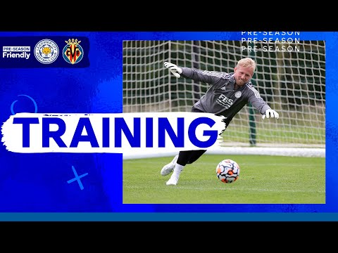 Foxes Step Up Villarreal Preparation | Leicester City In Pre-Season