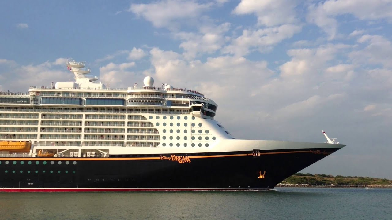 my dream cruise ship