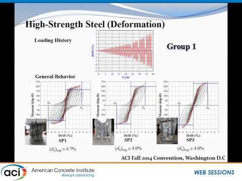 Deformation Capacity and Strength of RC Frame Members Constructed with High-Strength Materials