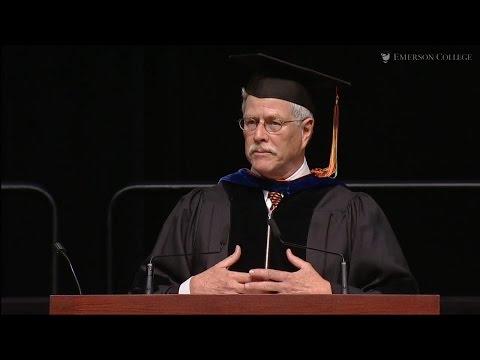 2017 Graduate Commencement Address: John Anderson, Associate Professor Emeritus