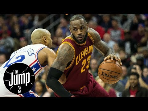LeBron James To The 76ers In 2018 A Realistic Option? | The Jump | ESPN