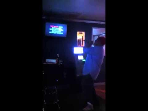 Dannie-Biz markie just a friend-karaoke