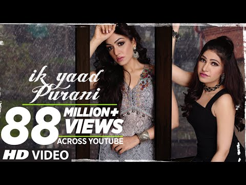 Tulsi Kumar: Ik Yaad Purani Song Feat. Khushali Kumar | New Hindi Song | Jashan Singh, Shaarib Toshi