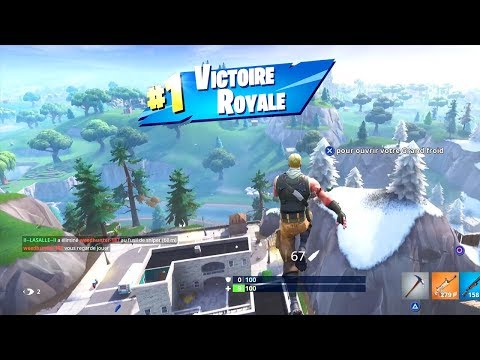 TOP 1 FORTNITE : NETTOYAGE TILTED SOLO
