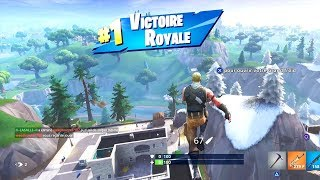 TOP 1 FORTNITE : NETTOYAGE TILTED SOLO...