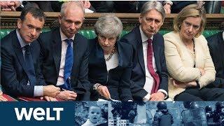 WARTEN AUF MAY: London muss Grund für Brexit-Aufschub liefern
