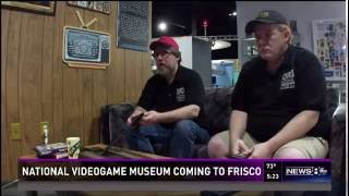 National Videogame Museum 03-29-16 ABC News 8 at 5