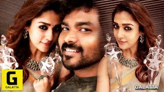 Nayanthara & Vignesh shivan With Awards | Best Actress | Aram | Gopi nainar