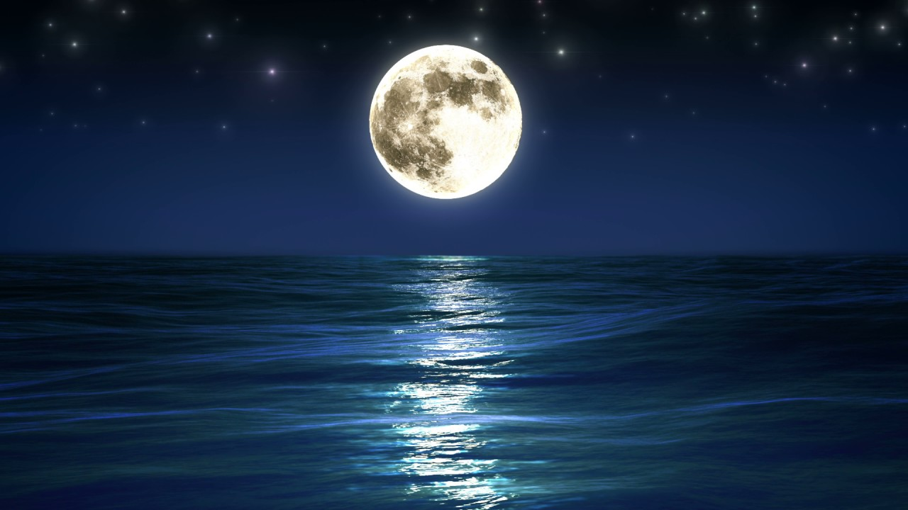 how to take picture of full moon