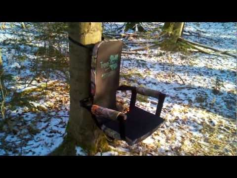 Treelax Hunting Chair Review