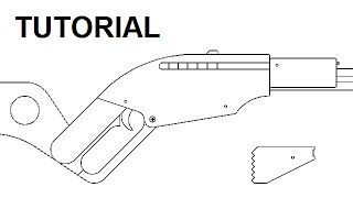 Clip ejecting rubber band gun clipzui clip ejecting rubber band gun plans and tutorial malvernweather Image collections