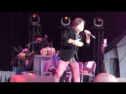 Kailash Kher - Rang Deeni LIVE ON CNE 2014 IN TORONTO