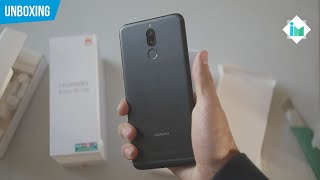 Huawei Mate 10 Lite - Unboxing en español