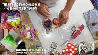 Đồ chơi trẻ em ABO - Mua yoyo và yo kwon do của ABO có quà nè.