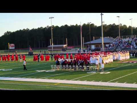 2015 Social Circle High School Graduation #1