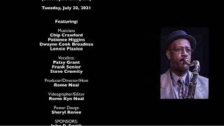 Rome Neal's Banana Puddin' Jazz  in Commodore Barry Park - Brooklyn