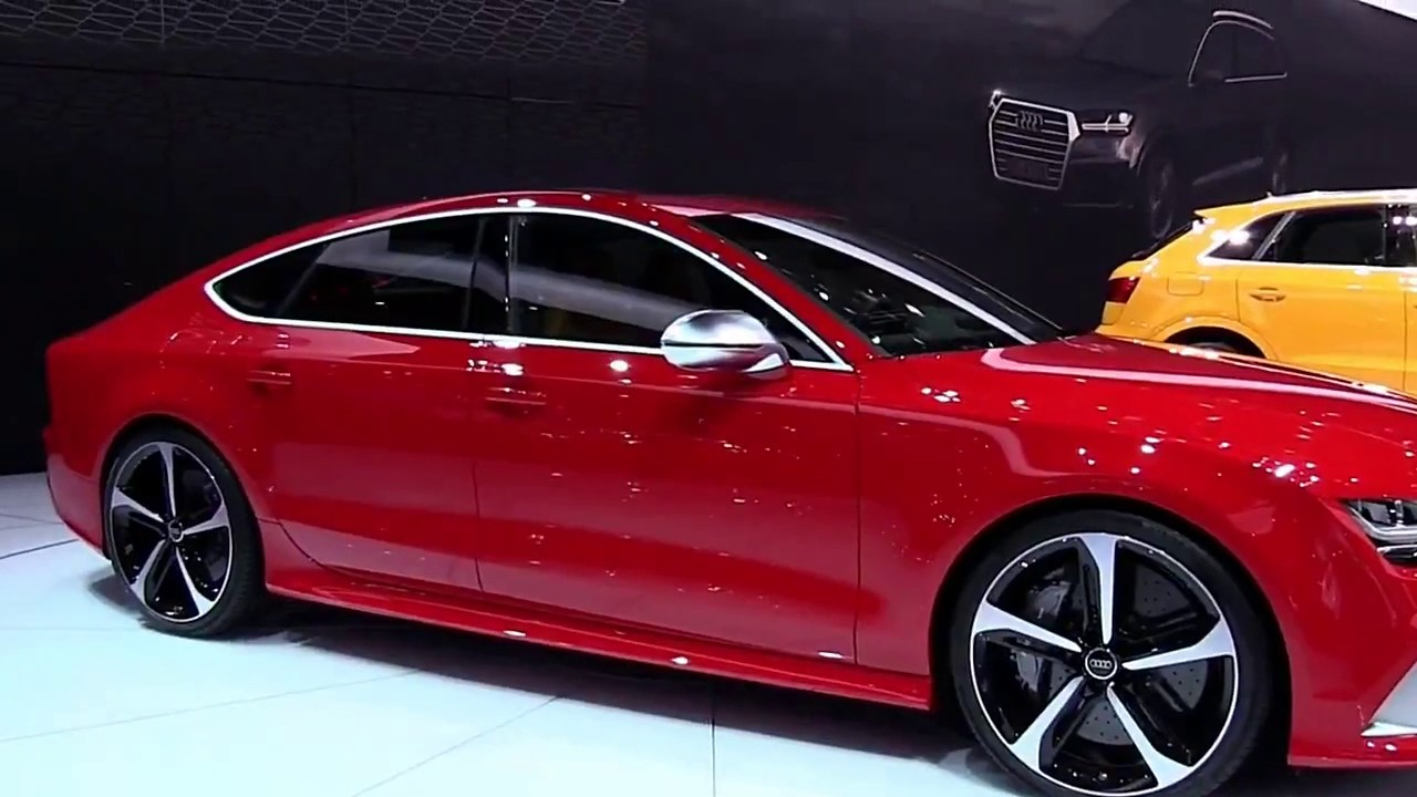 2018 Audi RS7 Design Limited Special First Impression ...