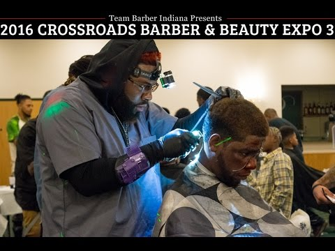 I.S.N TV| Team Barber Indiana | Crossroads Baber Beauty Expo 3