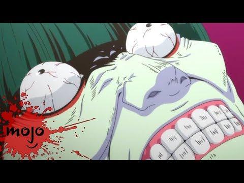 Top 10 Terrifying Anime Villains