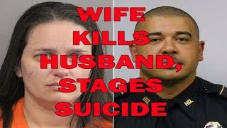 Wife Kills Police Husband And Stages Death To Look Like Suicide - LEO Round Table episode 713