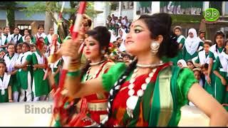 School Program | Tangail Bindubasini | Bangla New Video | Binodon Bangla | 2018 Full HD