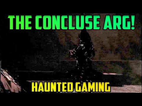 """""""The Concluse ARG"""" - Lost PS1 Horror Game (Haunted Gaming)"""