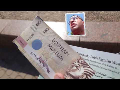 Egypt 🇪🇬: Museum's prices أثمان المتحف