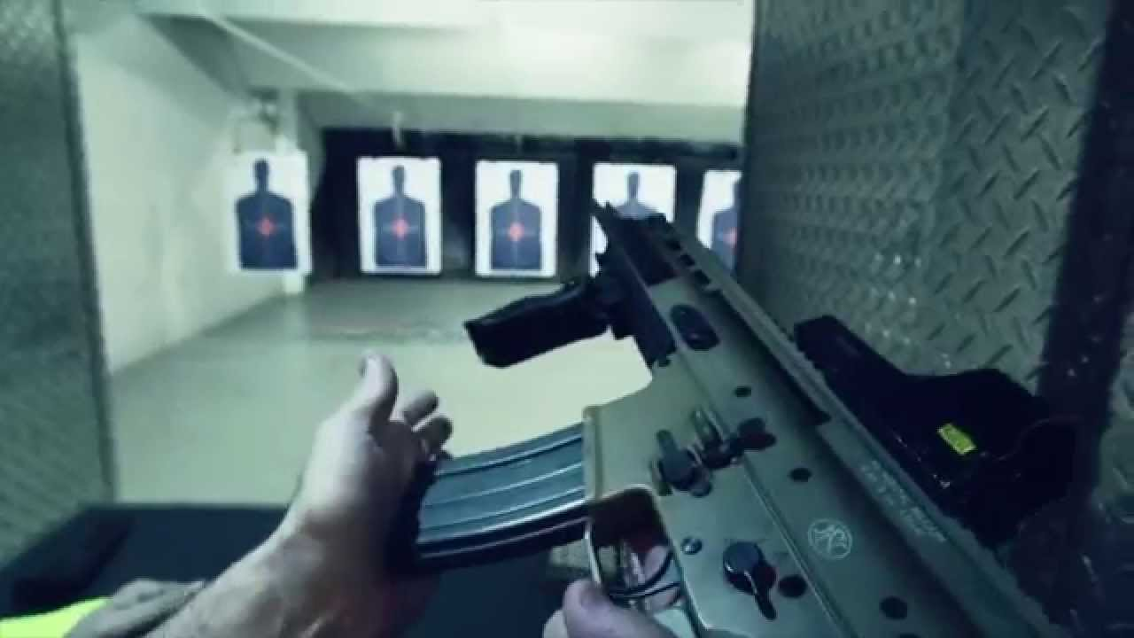 Machine Gun Experience Lock & Load Miami