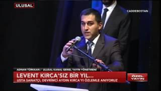Adnan Türkkan: Levent ağabey söz veriyoruz; Atatürk'le kalacağız, Cumhuriyet'le kalacağız