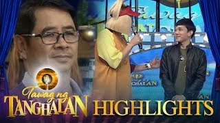 Tawag ng Tanghalan: Vice is impressed with daily contender's father