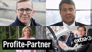 Profite-Partner – Finde den passenden Lobby-Politiker