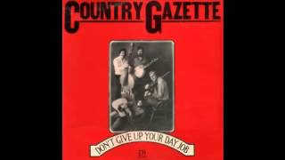 Country Gazette - Huckleberry Hornpipe