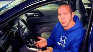 2015 Honda Accord Walk-around with Review