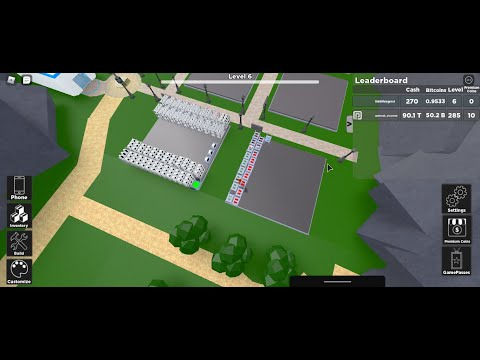 roblox helping my cousin on bitcoin miner roblox