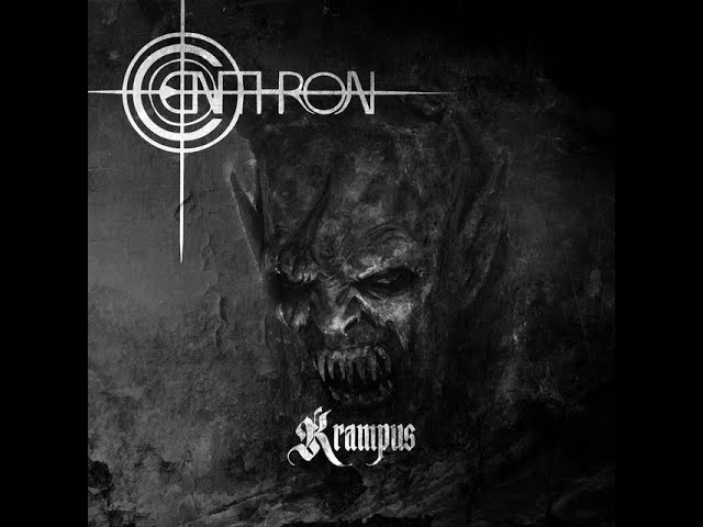 CENTHRON - Krampus (X mas lyrics Video)