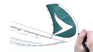 Join our contest to welcome the arrival of Cathay Pacific's first A350