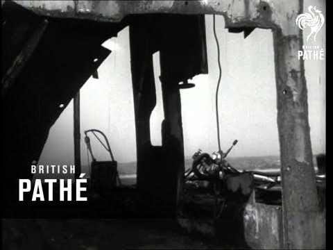 """""""Warspite"""" (1950)"""