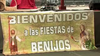 Acto Homenaje a los Presidentes de la Comisión de Fiestas de Benijos durante 40 años