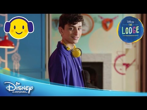 The Lodge | Sing-A-Long: Starting Over Starting Now | Official Disney Channel UK