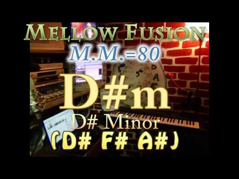 d#m minor (d# f# a#) mellow fusion - m.m.=80 - one chord vamp