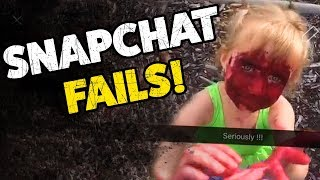 SNAPCHAT - TRY NOT TO LAUGH #1 | Funny Weekly Videos | TBF 2019