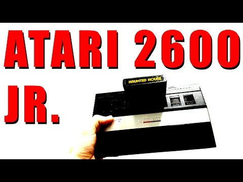 Classic Game Room - ATARI 2600 JR. console review
