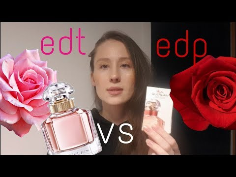 Mon Guerlain Bloom Of Rose Eau De Parfum Vs Eau De Toilette
